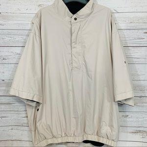 Try joys by foot joy short sleeve jacket XL